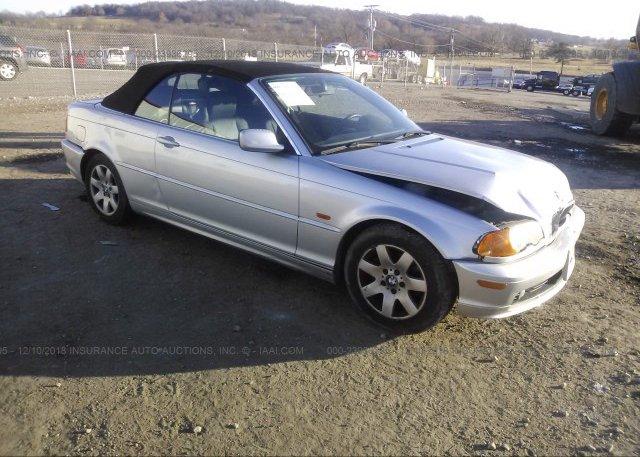 Inventory #550738046 2001 BMW 325