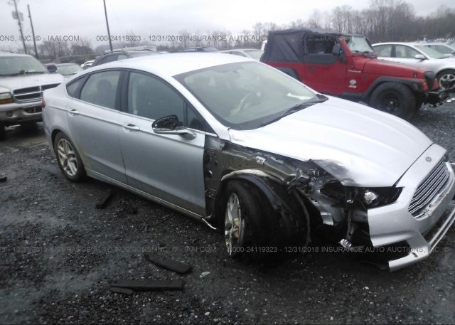 Inventory #672723854 2014 FORD FUSION