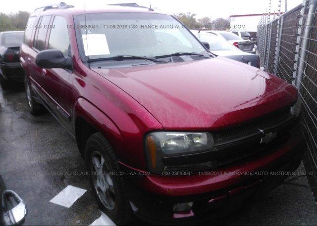 Inventory #498171523 2004 Chevrolet TRAILBLAZER