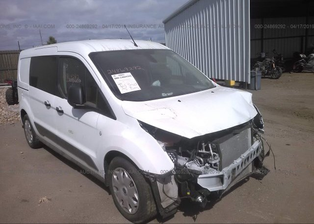 Inventory #597956046 2018 FORD TRANSIT CONNECT