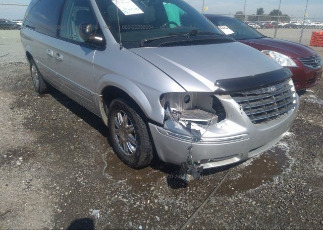 Inventory #211664098 2005 Chrysler TOWN & COUNTRY