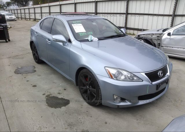 Inventory #779811606 2009 Lexus IS