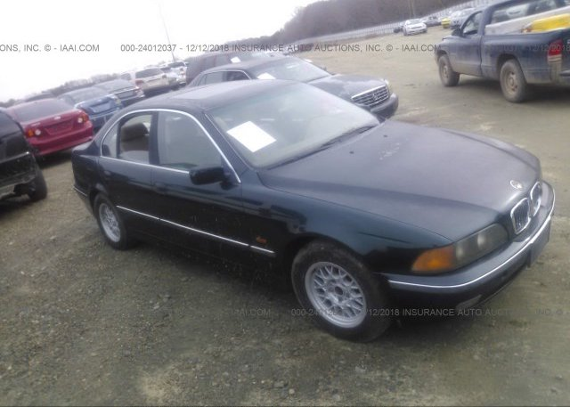 Inventory #850880376 1998 BMW 528