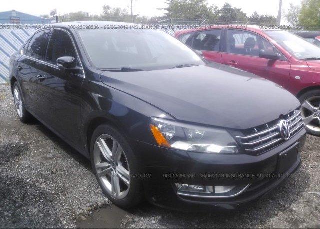 Inventory #169347691 2012 Volkswagen PASSAT