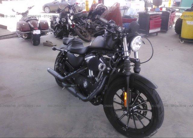 Inventory #961567843 2015 Harley-davidson XL883