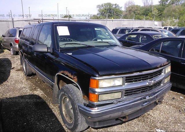Inventory #310454377 1997 Chevrolet GMT-400
