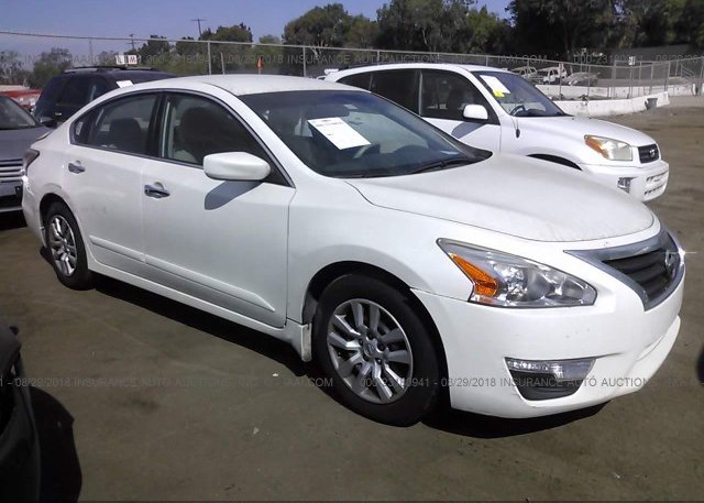 Inventory #603457654 2015 Nissan ALTIMA