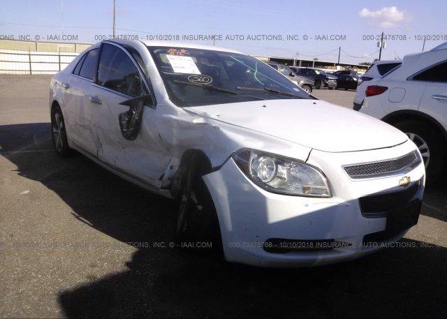 Inventory #618212189 2012 Chevrolet MALIBU