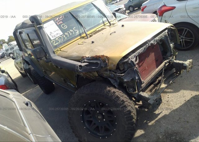 Inventory #800114822 2008 JEEP WRANGLER UNLIMITE
