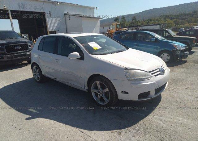 Inventory #553299869 2007 Volkswagen RABBIT