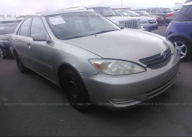 Inventory #177483438 2002 Toyota CAMRY