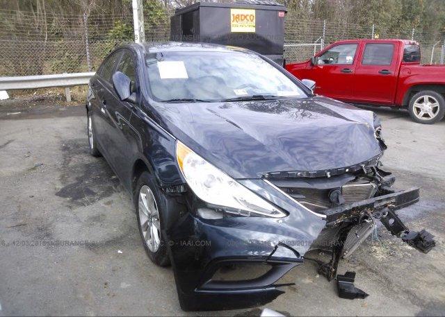 Inventory #234888789 2013 Hyundai SONATA