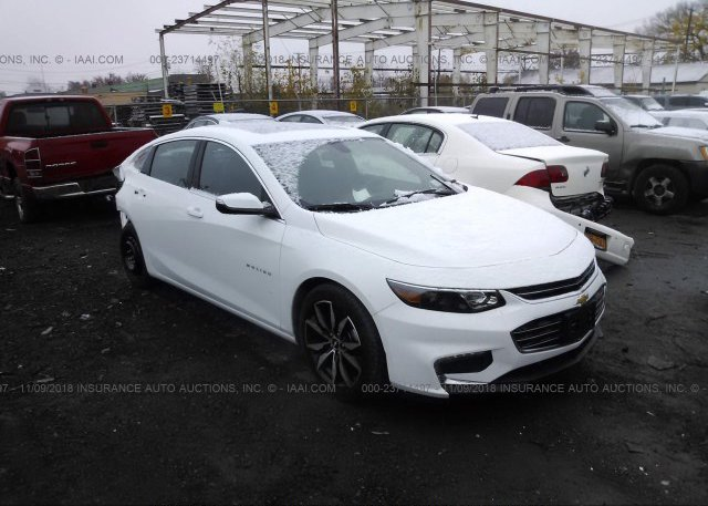 Inventory #176599558 2018 Chevrolet MALIBU