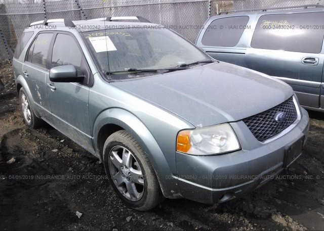 Inventory #392494203 2007 FORD FREESTYLE