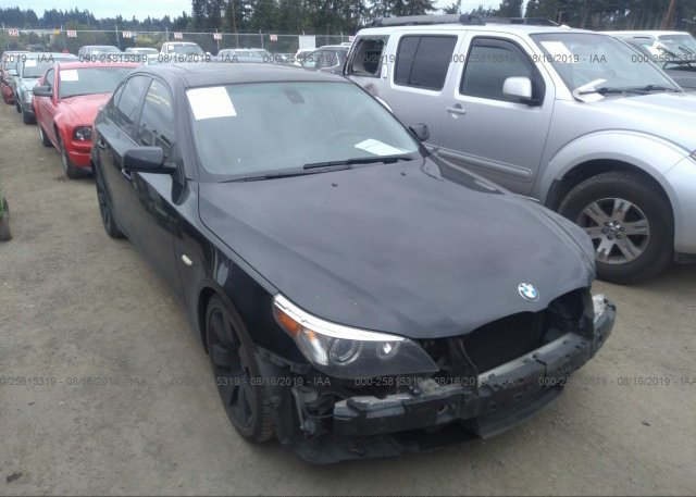 Inventory #502803510 2007 BMW 530