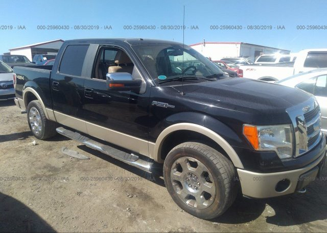 Inventory #432401335 2009 FORD F150