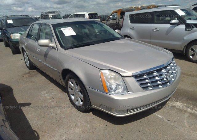 Inventory #814509486 2007 Cadillac DTS