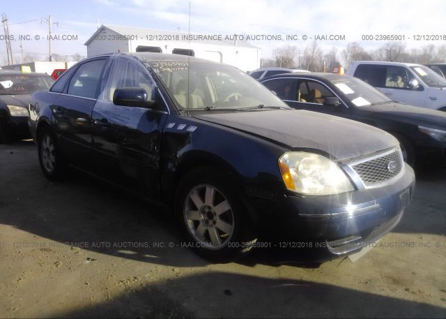 Inventory #245511280 2005 FORD FIVE HUNDRED