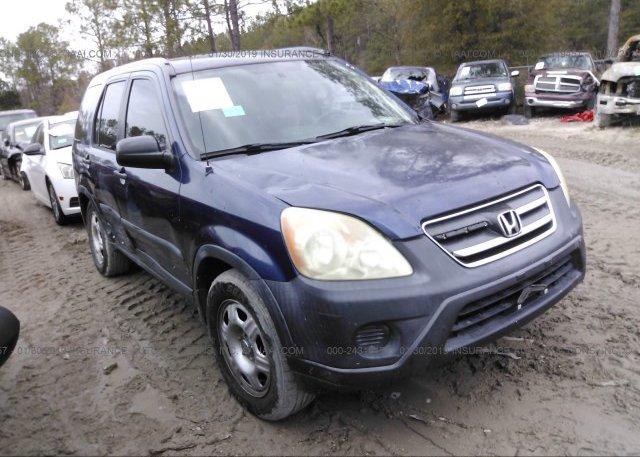 Inventory #960891788 2005 Honda CR-V