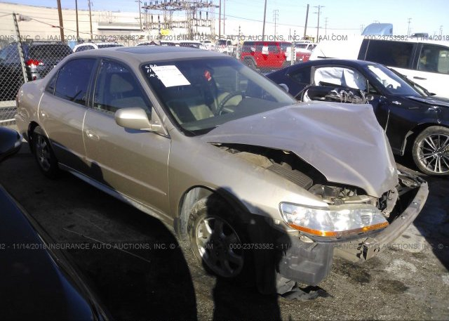 Inventory #893070974 2001 Honda ACCORD