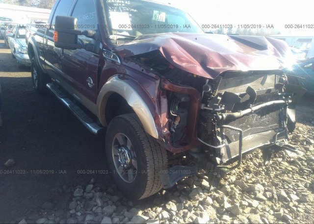 Inventory #744136790 2012 FORD F350