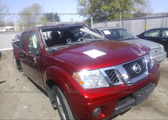 Inventory #332476580 2018 Nissan FRONTIER
