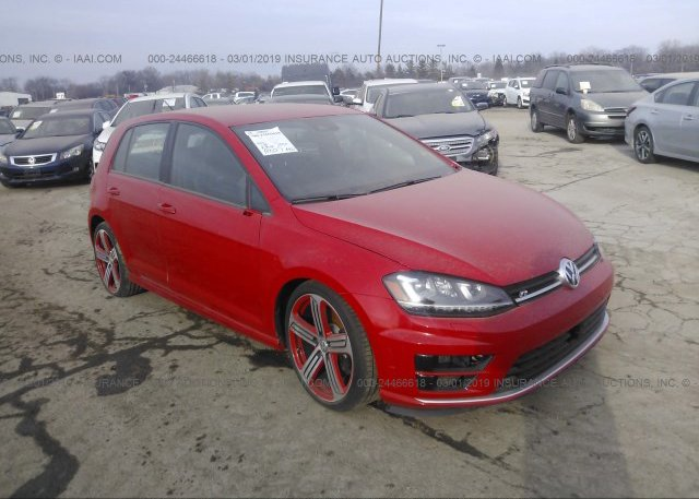 Inventory #167754402 2016 Volkswagen GOLF R