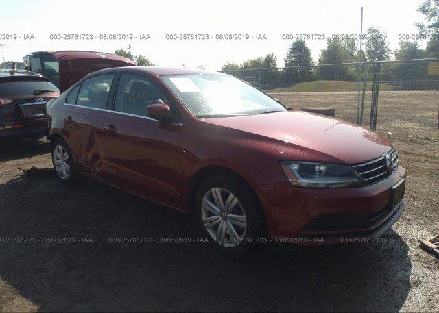 Inventory #660121087 2017 Volkswagen JETTA