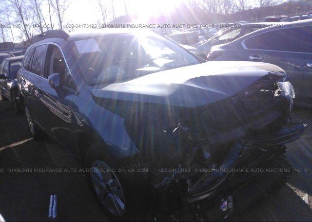 Inventory #408654887 2017 Subaru OUTBACK