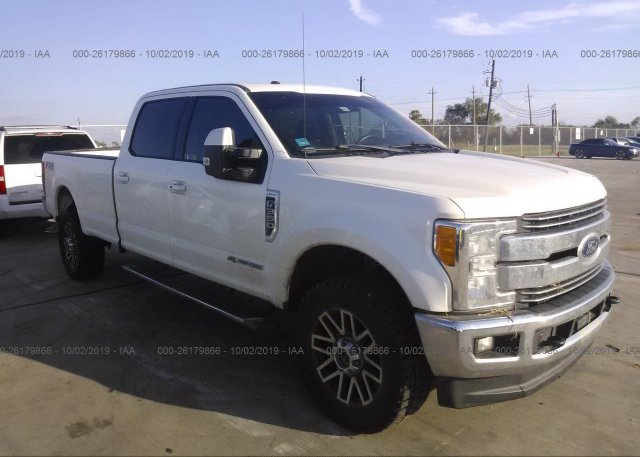 Inventory #757550443 2017 FORD F350