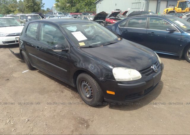 Inventory #852418524 2007 Volkswagen RABBIT