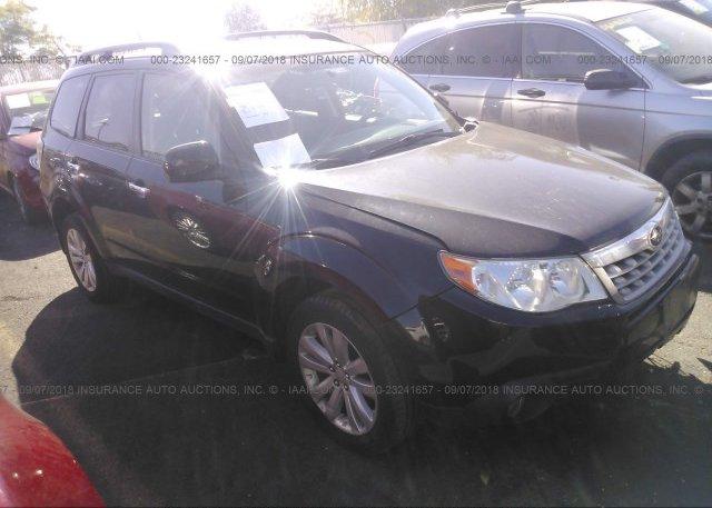 Inventory #801732141 2012 Subaru FORESTER