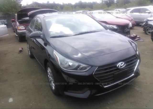 Inventory #754826323 2018 Hyundai ACCENT