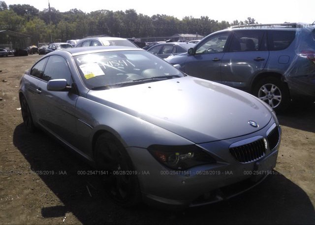 Inventory #215427090 2006 BMW 650