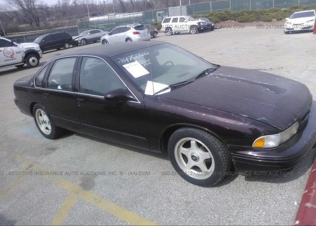 Inventory #516347617 1996 Chevrolet CAPRICE / IMPALA