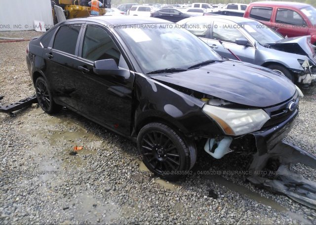 Inventory #175305752 2010 FORD FOCUS