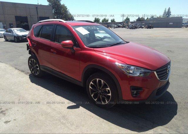 Inventory #298807782 2016 Mazda CX-5