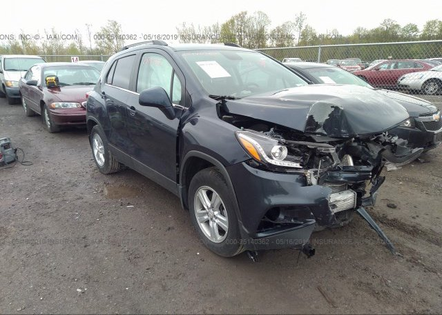 Inventory #404874031 2018 Chevrolet TRAX
