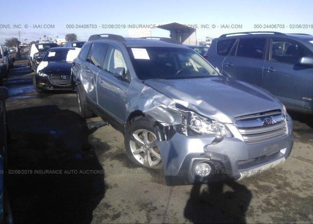 Inventory #629589361 2014 Subaru OUTBACK