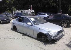 2008 Mercedes-benz C