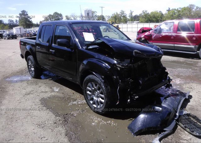 Inventory #699120443 2012 Nissan FRONTIER