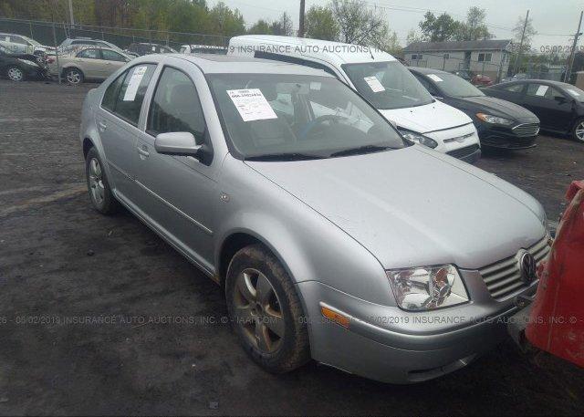 Inventory #119372795 2004 Volkswagen JETTA