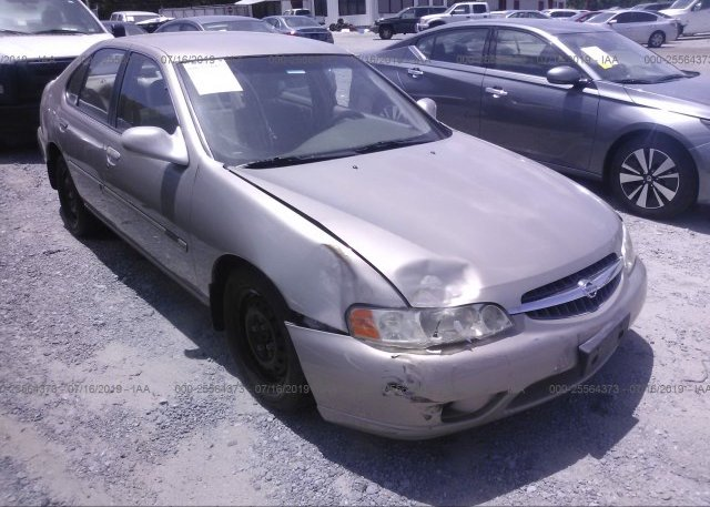Inventory #804507244 2000 Nissan ALTIMA