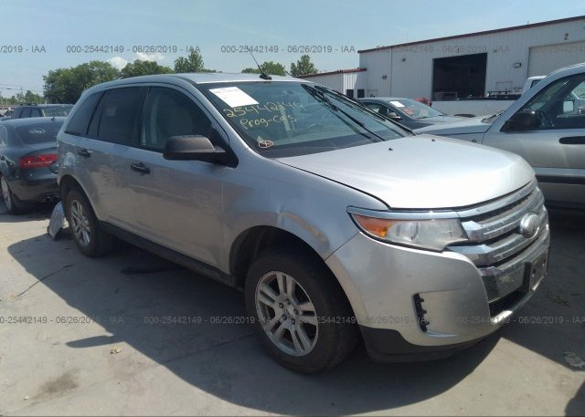 Inventory #144268415 2012 FORD EDGE