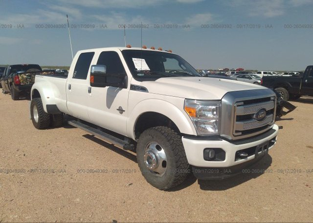 Inventory #242859769 2016 FORD F350