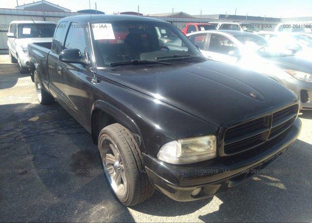 Inventory #170258606 1998 Dodge DAKOTA
