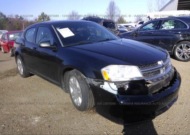 Inventory #260167044 2012 Dodge AVENGER