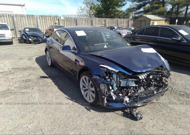 Inventory #441456935 2018 Tesla MODEL 3