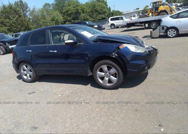 Inventory #472249939 2007 Acura RDX