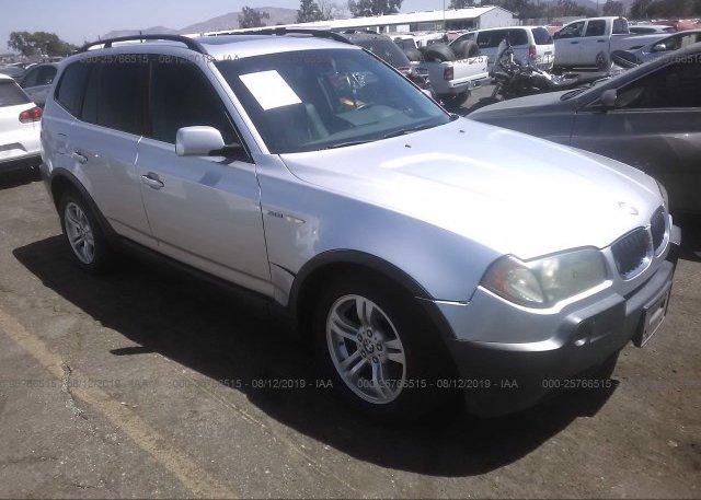 Inventory #248121435 2004 BMW X3